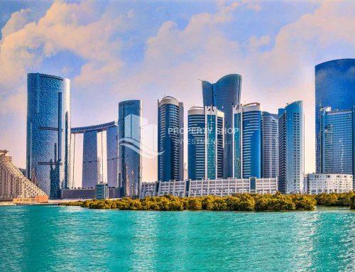 Living in Al Reem Island, Abu Dhabi