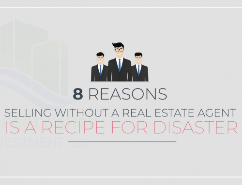 8 reasons selling without a real estate agent is a recipe for disaster: