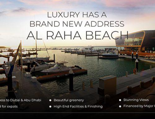 Al Raha Beach Area Guide