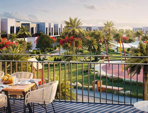 Expo Golf Villas by Emaar