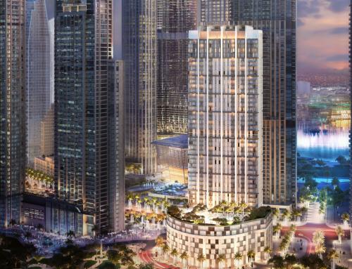 """"""" برج كراون """" فرصتك الآخيرة للتملُّك في داون تاون دبي"""