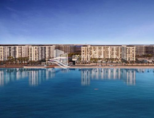 """Water's Edge""  Waterfront Apartments In Yas Island For Sale"