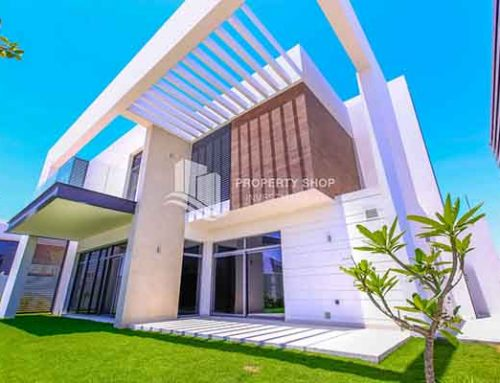 West Yas Villas Gives You A Modern Life With An Emirati Character